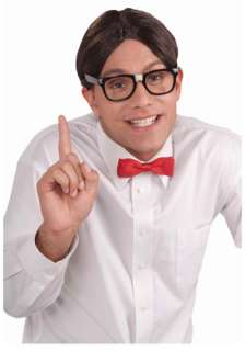 Theme Halloween Costumes Funny Costumes Nerd Costumes Dorky Nerd Wig