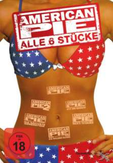 Filme: American Pie   Alle 6 Stücke von Chris Weitz, James B. Rogers