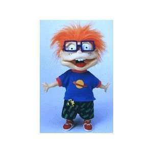 Rugrats Chuckie Pull String Doll: Toys & Games