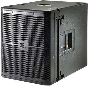 JBL VRX915S 15 Inch Bass Reflex Subwoofer (Black NEW