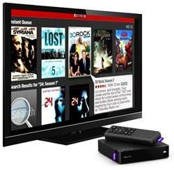 the largest selection of streaming entertainment choices to your TV