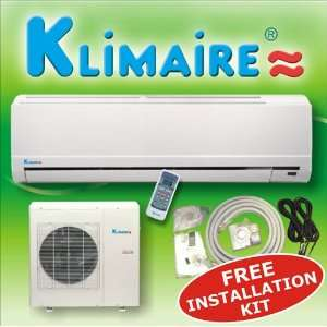 Klimaire 24000 Btu 13 Seer Mini Split Ductless A/c Air Conditioner
