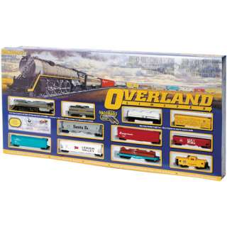 Train Set, Bachmann HO Scale Train Set, HO Scale Electric Train Set