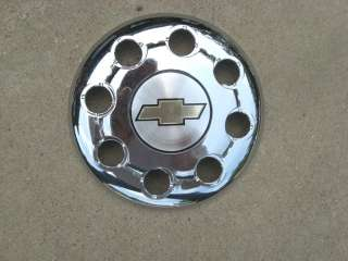 2001 2007 Chevrolet 3500 Dually Front Chrome Center Cap