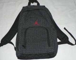 Nike Jordan backpack laptop lap top Book bag new