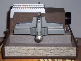 Bell & Howell 706 Headliner Slide Projector