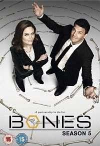 Bones   Complete Season / Series Five (5)   BRAND NEW & SEALED DVD
