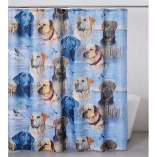 by Fine Art Creations Labs Element Shower Curtain Kids & Teen Rooms