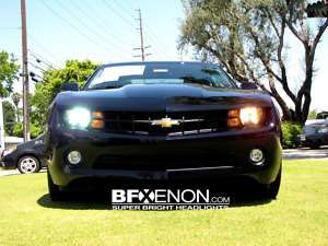 BRAND NEW 2010 Chevy Camaro HID xenon kit   Low Beam