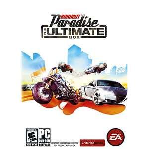 Burnout Paradise Ultimate Box (PC) Games
