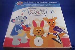 Disney Baby Einstein 10th Anniversary Music Collection