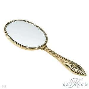 ALEXANDER KALIFANO Swarovski crystal Hand Mirror $170