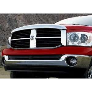 OEM Dodge Ram Chrome Bug Deflector   Bug Deflector Automotive