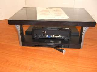 DELL E SERIES LAPTOP / NOTEBOOK, MONITOR STAND, AND DOCKING STATION