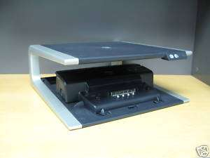 Dell D600 Laptop Docking Station PR01X & Monitor Stand