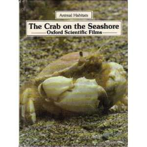 The crab on the seashore (Animal habitats) (9781555320850