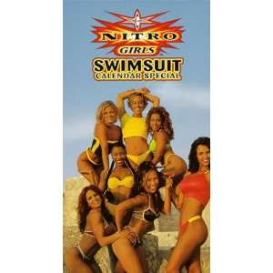 Swimsuit Calendar Special [VHS] WCW Superstar Series Movies & TV