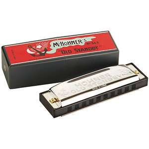 Hohner Old Standby Harmonica Music Instruments & Karaoke