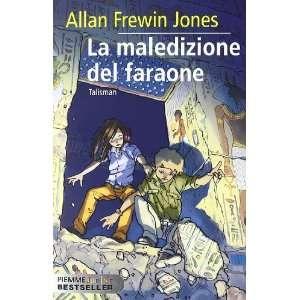 del faraone (9788856613858) Allan F. Jones, M. Piana Books