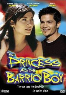 The Princess and the Barrio Boy DVD ~ Maria Conchita Alonso