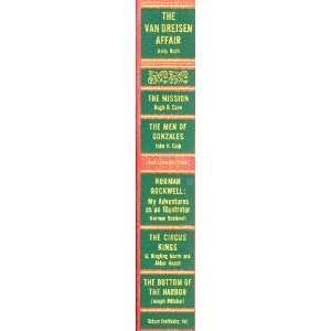 Hugh B. Cave, Holly Roth, John H. Culp, Norman Rockwell, H. Rigling