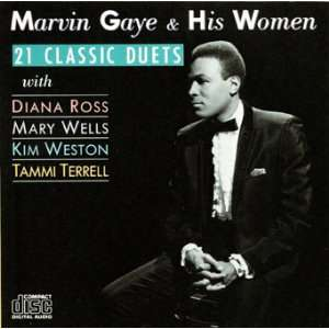 Marvin Gaye, Diana Ross, Mary Wells, Kim Weston, Tammi Terrell: Music