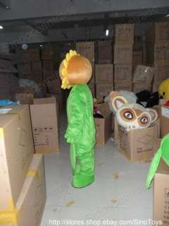 SunFlower of Plants vs. Zombies PVZ Mascot Costume EPE