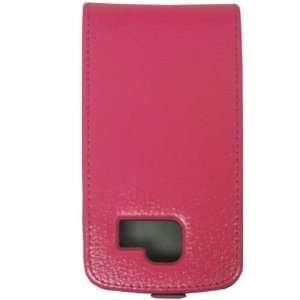 Malcom Distributors Pink Flip Phone Case for LG Optimus S