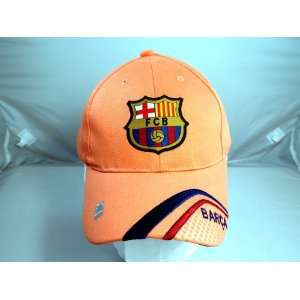 FC BARCELONA OFFICIAL TEAM LOGO CAP / HAT   FCB033