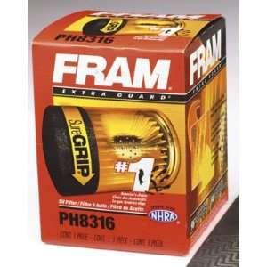 8 each Fram Oil Filter (PH8316)