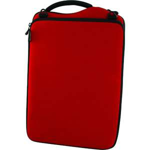 Cocoon Innovations 15.4 Neoprene Laptop Case, Red Computers