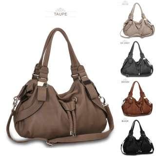 Women Hobo Shoulder HandBags Tote Purse HandBag Fashion Lady Big Bags