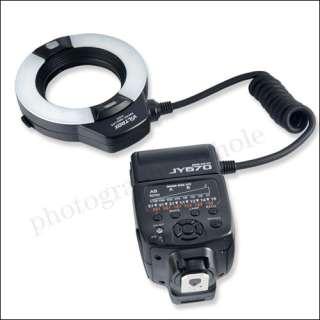 Macro Ring light flash for Canon 5DII 7D 60D Nikon D7000 D90 as Canon