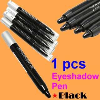 1pcs Black Cosmetic Eyeshadow Pen Lip Eye Liner Makeup Pencil #1