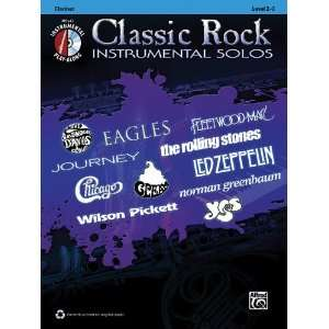 Classic Rock Hits Instrumental Solos Book & CD:  Sports
