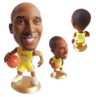 NBA LA Lakers Basketball Star Kobe Bryant Toy Doll 2.5 Figure