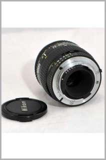 Nikon AF Nikkor Lens 35 80 mm ; 14   5.6D f/22 f4