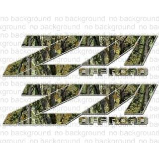 z71 camo deer hunting decals z71 archery hunting decals mossy