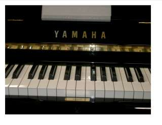 1985 Yamaha Upright U3 Piano,***REFURBISHED In JAPAN To like NEW