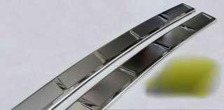 chrome Rear Bumper Sill/Protector for Cadillac SRX 2010 2011