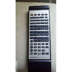 Onkyo Remote Control Rc 456s Electronics