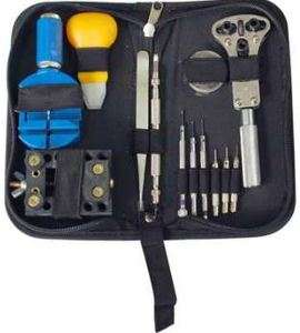 Repair Tool Kit Case Opener Link Remover Spring Bar Tweezers Punch