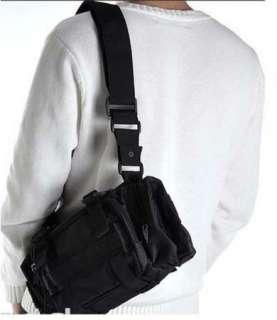 Multi Cycling Bike Bicycle Frame Pannier Front Bag Waist Shoulder