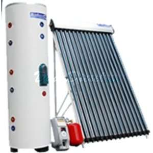 750 Liter Solar Water Heater Hot Water Tank Dual Coil Gas & Electric
