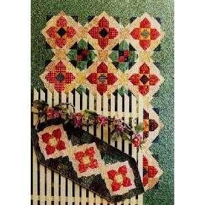 Atkinson Radish Roses Quilt & Table Runner Pattern