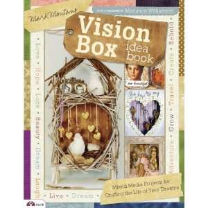 Vision Box Idea Book: Mixed Media Projects for Crafting